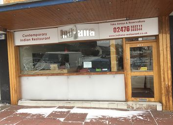 Thumbnail Restaurant/cafe for sale in Beake Avenue, Coventry