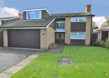 Thumbnail 4 bed detached house for sale in Church Way, Weston Favell, Northampton