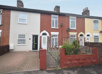 Thumbnail 2 bedroom terraced house for sale in Arundel Road, Great Yarmouth, Norfolk