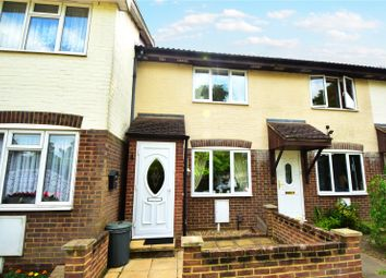 Thumbnail 2 bed semi-detached house for sale in St Lukes Close, Swanley, Kent