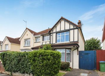 Thumbnail 3 bedroom semi-detached house for sale in Tilbrook Road, Southampton