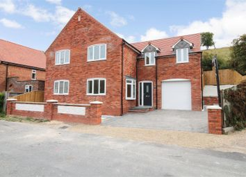 Thumbnail 5 bed detached house for sale in Plot 2, West View, Back Street, Langtoft
