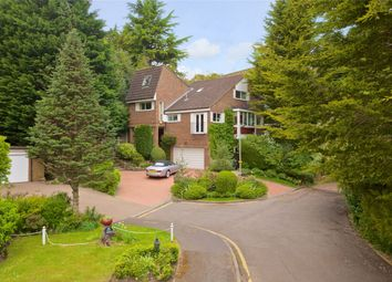 Thumbnail 4 bed detached house for sale in Barn Close, Radlett, Hertfordshire