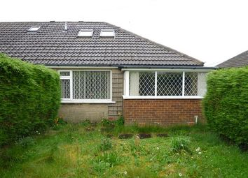 Thumbnail 3 bed semi-detached bungalow for sale in Low Hills Lane, Oakes, Huddersfield
