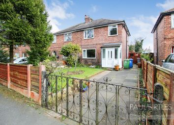 Thumbnail 3 bed semi-detached house for sale in Ackers Lane, Carrington