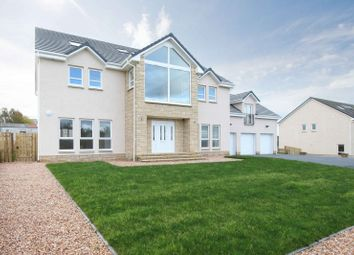 Thumbnail 6 bed detached house for sale in Livingstone Rise, Glenbrae, Falkirk, Stirlingshire