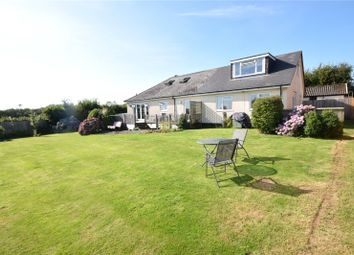 Thumbnail 5 bed detached house for sale in Stibb Cross, Torrington