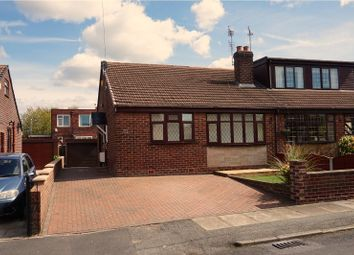 Thumbnail 2 bed bungalow for sale in Kirkham Close, Manchester