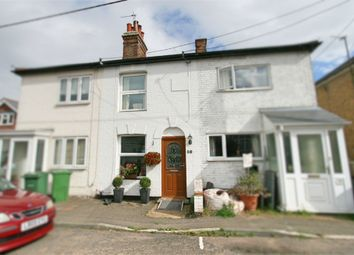 Thumbnail 2 bed terraced house for sale in Station Road, Tollesbury, Maldon, Essex