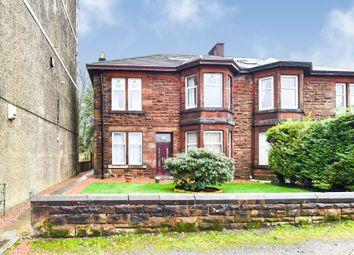 Thumbnail 4 bedroom maisonette for sale in Neilston Road, Paisley