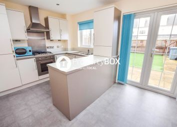 Thumbnail 3 bed town house for sale in Quinn Court, Lanark