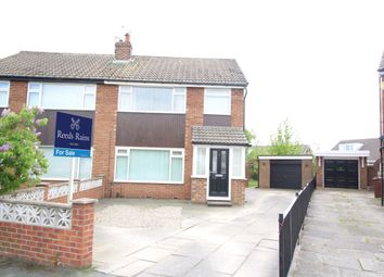 Thumbnail 3 bedroom semi-detached house for sale in Red Hall Court, Leeds