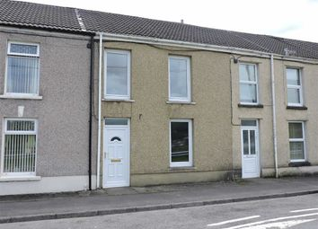 Thumbnail 3 bed terraced house for sale in Lon Hir, Alltwen, Pontardawe, Swansea