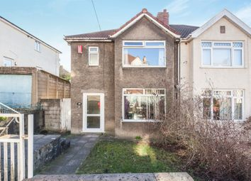 Thumbnail 3 bed semi-detached house for sale in Redcatch Road, Bedminster, Bristol