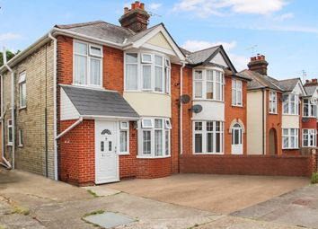 Thumbnail 4 bedroom semi-detached house for sale in Elmhurst Drive, Ipswich
