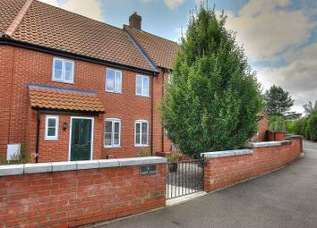 Thumbnail 3 bedroom town house for sale in South Green, Dereham