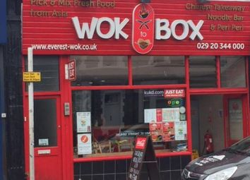 Thumbnail Restaurant/cafe for sale in Crwys Road, Cardiff