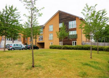 Thumbnail 1 bed flat for sale in Heron Way, Wallington