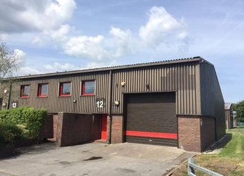 Thumbnail Light industrial to let in Industrial/Warehouse Units, Manor Industrial Estate, Flint