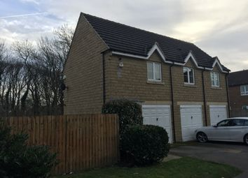 Thumbnail 2 bed flat for sale in Newbury Close, Shipley, West Yorkshire