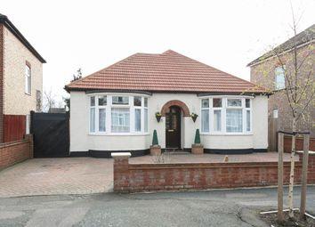 Thumbnail 6 bedroom detached bungalow for sale in Hampton Road, London