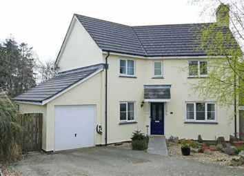Thumbnail 4 bed property for sale in Halwill Meadow, Halwill Junction, Beaworthy
