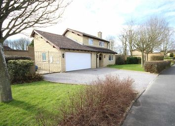 Thumbnail 4 bedroom detached house for sale in Vanbrugh Gate, Broome Manor, Wiltshire