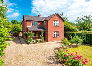 Thumbnail 4 bed detached house for sale in Heath Road, Polstead, Colchester