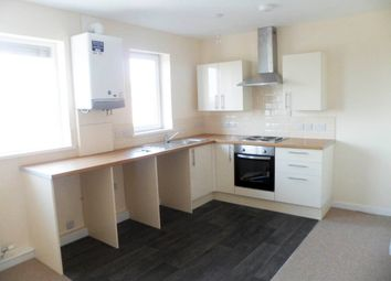 Thumbnail 2 bed flat to rent in Trebanog Road, Trebanog
