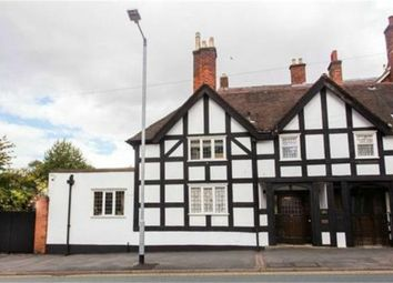 Thumbnail 4 bed semi-detached house for sale in Beacon Street, Lichfield, Staffordshire