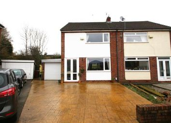 Thumbnail 3 bed semi-detached house for sale in Dalby Crescent, Blackburn, Lancashire