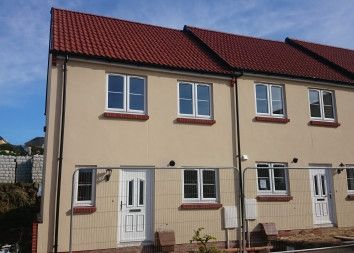 Thumbnail 2 bedroom semi-detached house for sale in Morton Way, Boxfield Road, Axminster