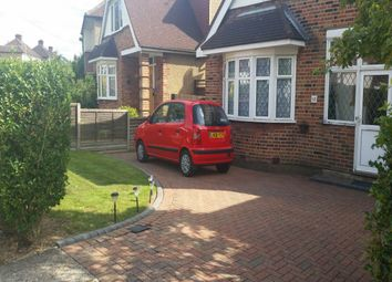 Thumbnail 3 bed property to rent in Tolcarne Drive, Pinner