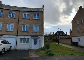 Thumbnail 4 bed property to rent in Higney Road, Hampton Vale, Peterborough