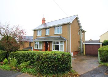 Thumbnail 4 bed detached house for sale in Cwrdy Road, Griffithstown, Pontypool
