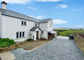 Thumbnail 4 bed detached house for sale in Bratton Clovelly, Okehampton