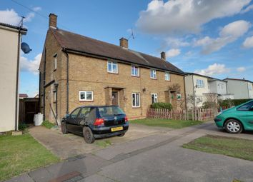 Thumbnail 3 bed semi-detached house for sale in Denton Avenue, Westcliff-On-Sea