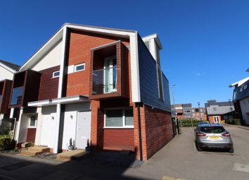 Thumbnail 2 bed end terrace house for sale in Addenbrookes Road, Newport Pagnell, Buckinghamshire