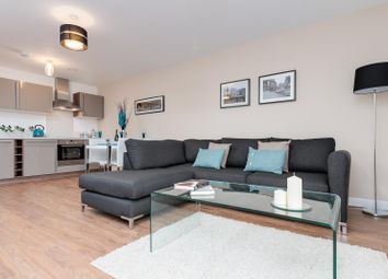 Thumbnail 1 bed flat to rent in Sillavan Way, Salford