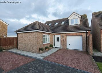 Thumbnail 3 bedroom bungalow for sale in Chancel Court, Scunthorpe