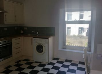 Thumbnail 2 bed flat to rent in Woodfield Street, Morriston