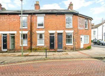 Thumbnail 2 bed terraced house for sale in Upper Brook Street, Winchester, Hampshire