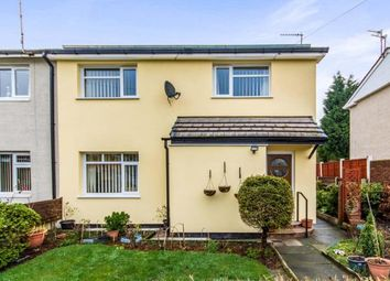 Thumbnail 3 bed semi-detached house for sale in Abbey Gardens, Mottram, Hyde, Greater Manchester