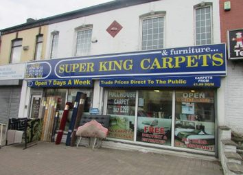 Thumbnail Retail premises for sale in 115-117 Tonge Moor Road, Bolton