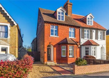 Thumbnail 2 bed maisonette for sale in Montagu Road, Datchet, Berkshire