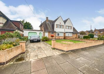 Thumbnail 3 bed semi-detached house for sale in Marydene Drive, Leicester, Leicestershire