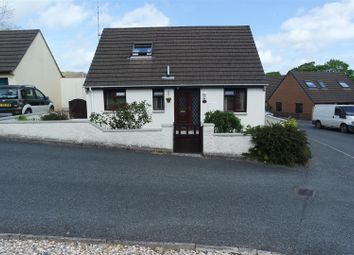 Thumbnail 3 bed detached bungalow for sale in Castle High, Haverfordwest