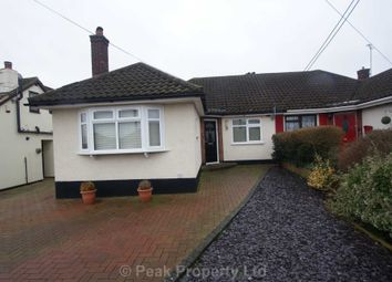 Thumbnail 3 bed bungalow to rent in Copford Avenue, Rayleigh