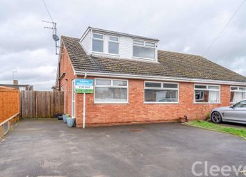 Thumbnail 3 bed semi-detached house for sale in Hertford Road, Bishops Cleeve, Cheltenham