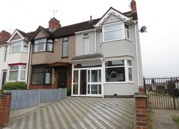 Fraser Road, Coventry CV6. 2 bed end terrace house for sale